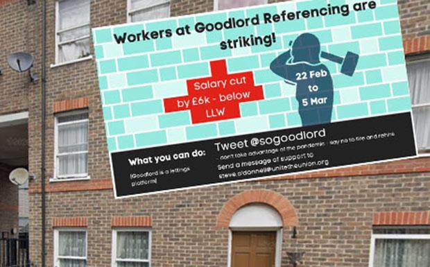 goodlord strike