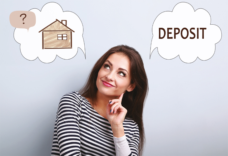 Link to Tenant Deposits feature
