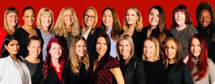international womens day women in property