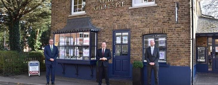 gibbs gillespie estate agency