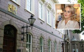 estate agent court