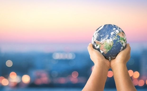 Property partnership protect the planet