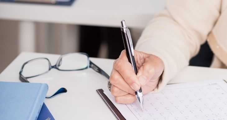 Property qualification exam