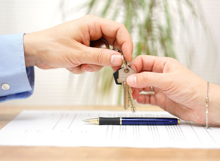Link to Conveyancing feature