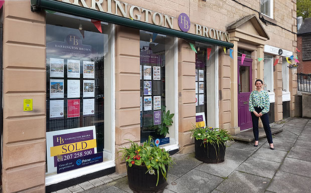 harrington brown estate agency