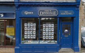 estate agent dinsdale
