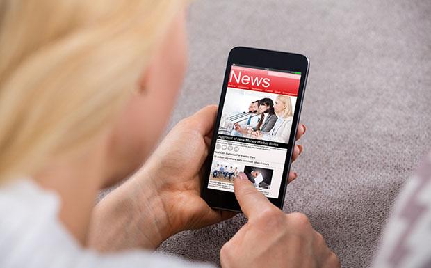 news reading pr