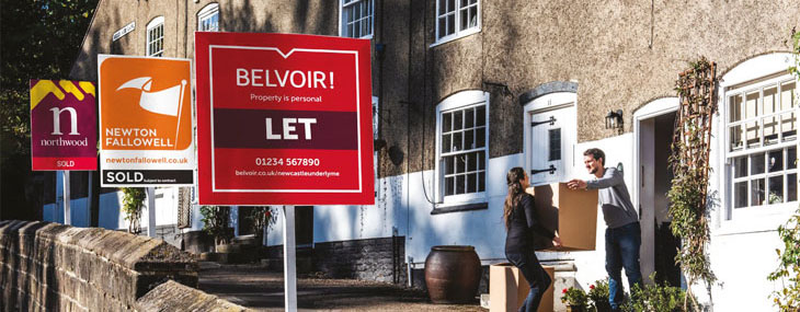 to let signboard rental yields