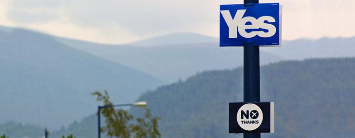 scottish independence property