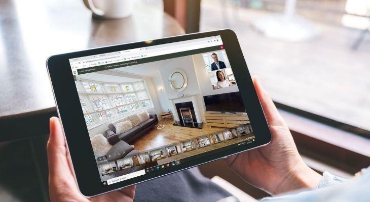 Virtual viewing gotoview