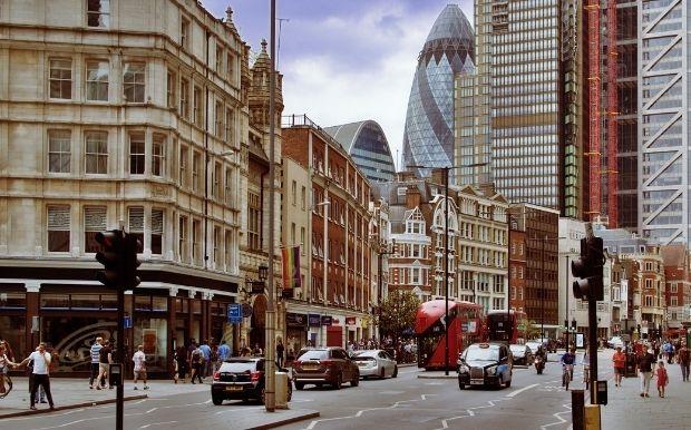 city life london