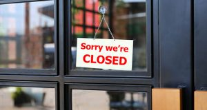 closed branch insolvency