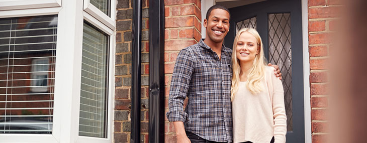 95% ltv loans first time buyers tenants