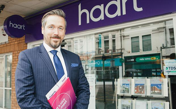 hybrid estate agency haart barrett