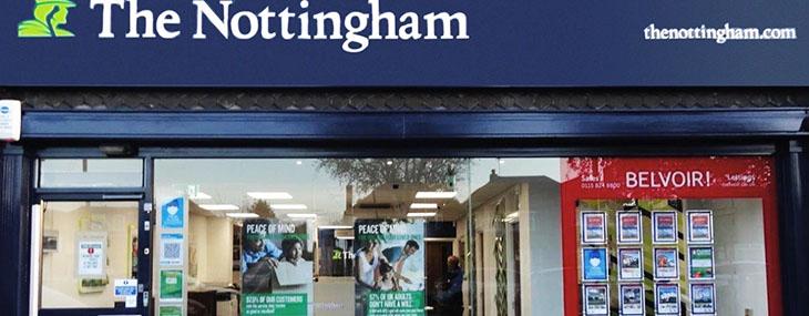 The Nottingham belvoir mortgage broker deal estate agency