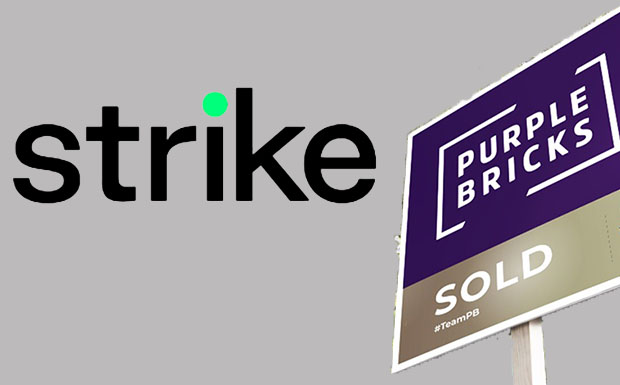 strike purplebricks