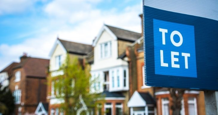 house prices renting