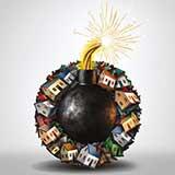Housing Market Bomb image