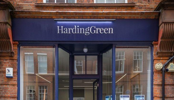harding green agency franchise