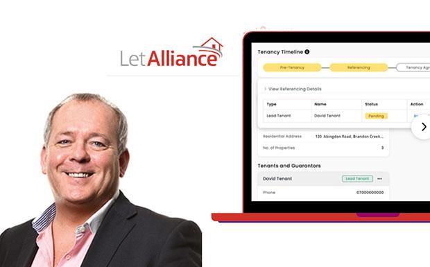 halstead let alliance tenancy platform