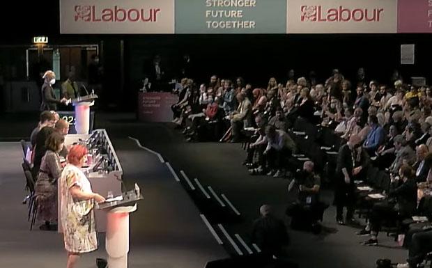 labour conference