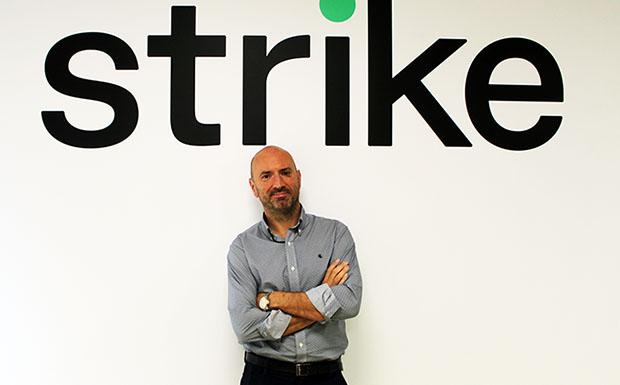 strike sam logo