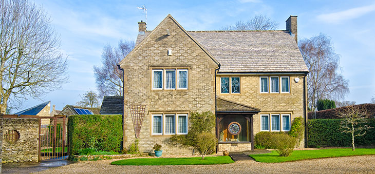 image of detached house