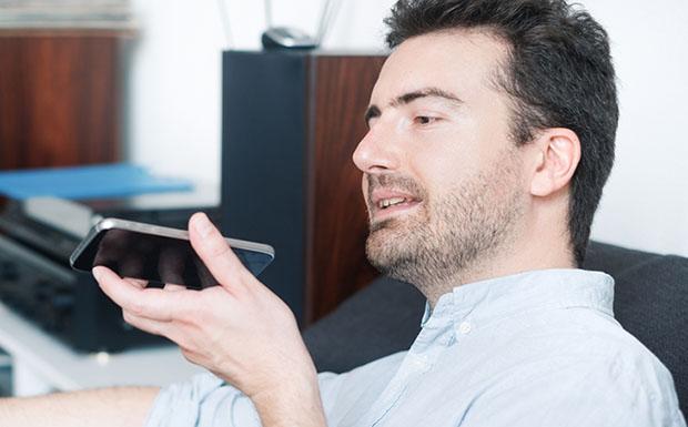 voice search smartphone