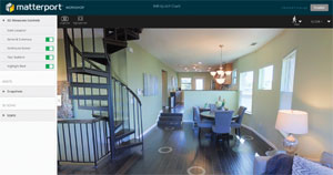 3D Property walk-through image