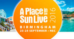A Place in the Sun Live image