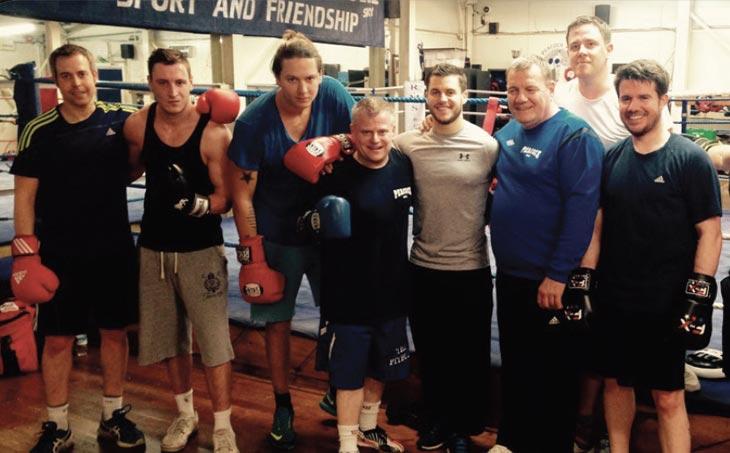 Charities-Boxing