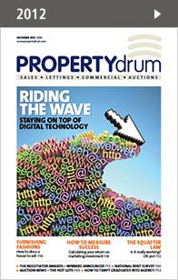 Propertydrum Cover 2012 image