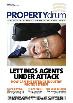 Propertydrum Magazine cover image
