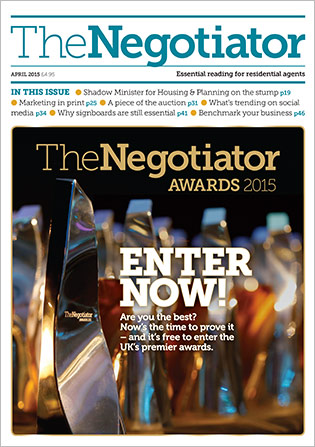 The Negotiator Awards cover image