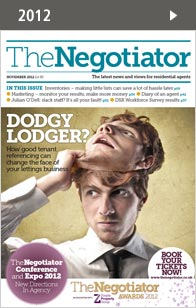 The Negotiator issues 2012 image
