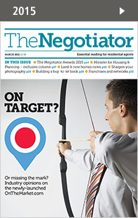The Negotiator issues 2015 image