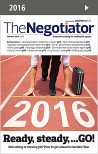 The Negotiator issues 2016 image