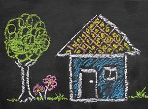 adam-walker-house-drawn-on-blackboard