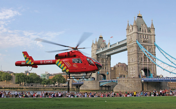 Foxtons Air Ambulance image