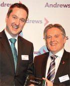 Andrews Property Group BAFTA award image