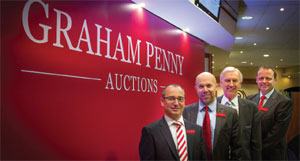 Graham Penny Auctions image
