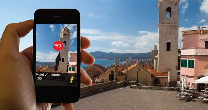 augmented reality mobile image