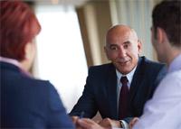 banking meeting image