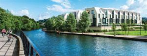 Crest Nicholson's Bath Riverside housing image