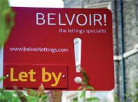 Belvoir advertising board belvoir results