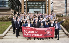 Belvoir celebrating 20 years image