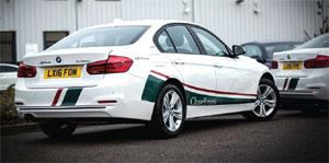 BMW hybrid image