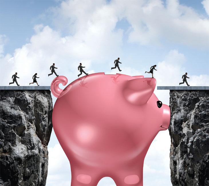 Bridging loan image