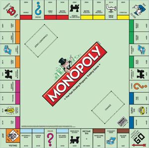 Monopoly board image