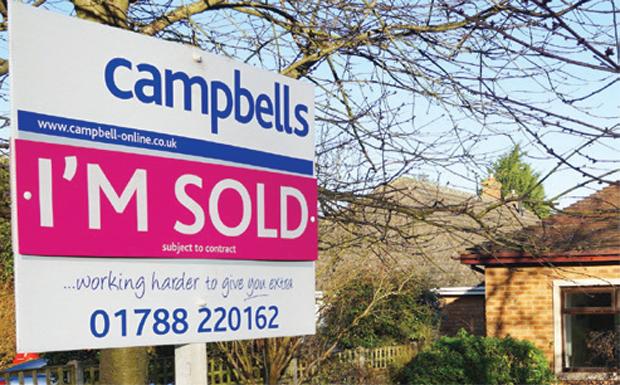Campbells' signboard image